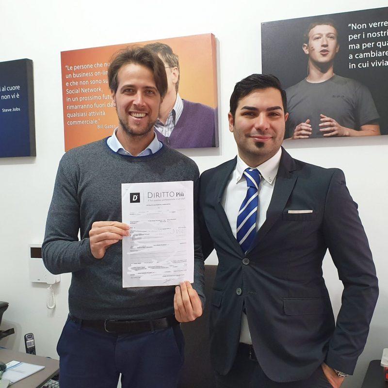 Diritto Più con giovanni founder